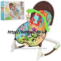 Детский шезлонг-качалка Bambi M 3247