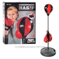 Детский боксерский набор MS 0331, MS 0333, Боксерский набор MS 0332