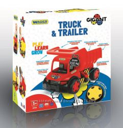 Машина грузовик Wder 65110 Гигант  тачка