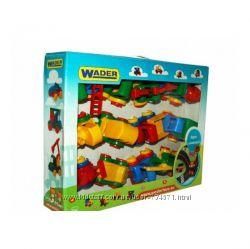 Набор машинок 39243 Kids cars Wader