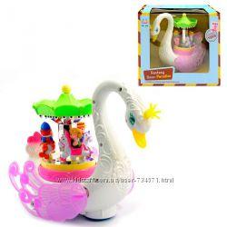 Лебедь-Карусель 536 Huile Toys