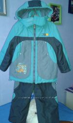 Комплект куртка, брюки 98размер Bilemi деми- сезон
