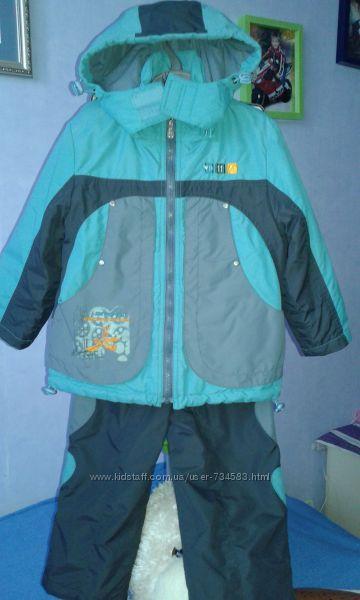 Комбинезон куртка, брюки 98размер Bilemi деми- сезон