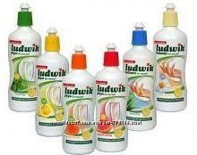 Жидкость для мытья посуды Ludwik