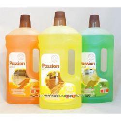 Средство для мытья и придания блеска ламинату Passion Gold 1л