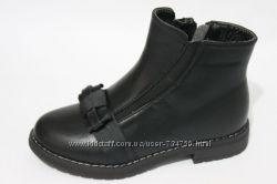 Очаровательные ботинки в школу