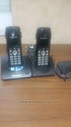 Радиотелефон Panasonic KX-TG8077UA 2 трубки