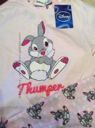 Милая Диснеевская пижамка с кроликом на 5-6 лет