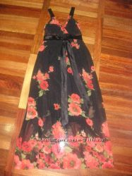 Платье макси р. M