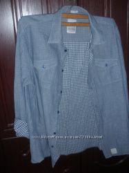 Рубашка Springfield р. XXL МЕХ 44