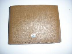 Портмоне, кошелёк, бумажник  Gianfranco Ferre новый. Кожа. Оригинал.