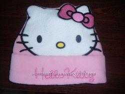 Шапка Хелло Китти Hello Kitty обьём 48см.