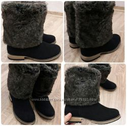 Новинка, ботинки зима