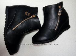 ботинки сапожки новые р 38