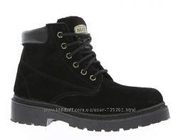 ботинки новые  теплые кожа натуральная р 38