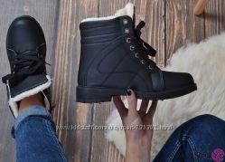 ботинки на меху р 38