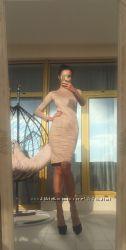 Потрясающе-женственное, элегантное платье.