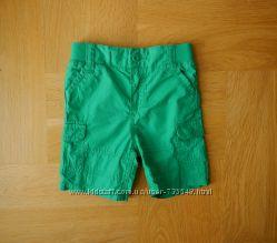 12-18 мес John Lewis как новые яркие легкие фирменные шорты хлопок. Длина -