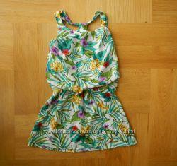 98 см Palomino легкий летний сарафан платье. Длина - 56 см, ширина под рука