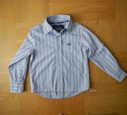104-110 см Debenhams как новая рубашка хлопок. Длина 44 см, ширина 34 см, п