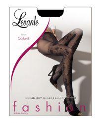 Колготки Мода Фантазия. Levante, Италия. Имитация чулка