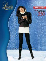 Теплые колготки Matisse 250 den,  размер 1. Levante. Оригинал