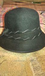 продам фетровую шляпку