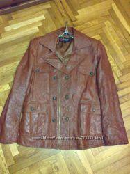 продам кожанную куртку 50 размер