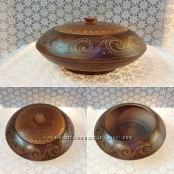 Кастрюля - пловница керамика