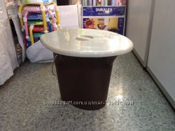 Ведро-туалет унитаз