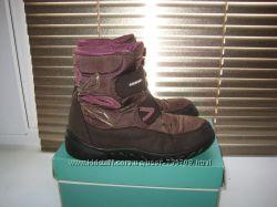 Сапоги ботинки Richter с мембраной Sympa-Tex Германия 34 размер по стельке