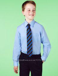 Школьные рубашки для мальчиков Marks & Spencer, 12 лет