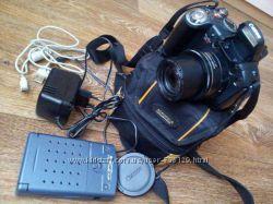 Canon PowerShot S5ISСумка, Зарядка, карта пам яті