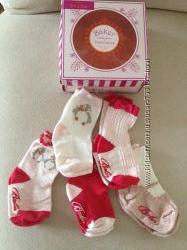 Sale  Гарненькі носочки для новонароджених H&M, TBaker, Trumpette.