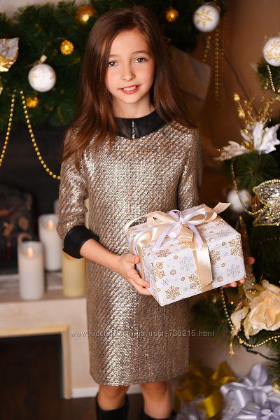 Платье на девочку Шанель