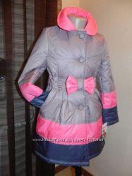 продам плащ-пальто радуга деми от производителя Deffchonki