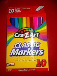 Фломастеры, яркие, CraZart