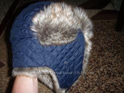Зимняя шапка фирмы Gap, об. гол. 56-58 см