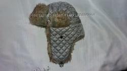 Теплая зимняя шапка NEXT, об. гол. 54 -56 см.