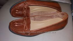 Стильные кожаные  Footglove, 39 р. 6