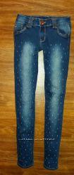Классные джинсы Miss RJ, 38 р М.