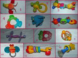 Детские игрушки от 0 до 1, 5лет