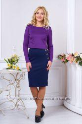 Элегантный женский костюм  Клер, большой выбор одежды