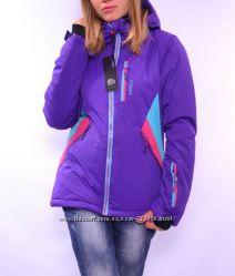 Термо-куртки, европейский бренд. Яркие расцветки.