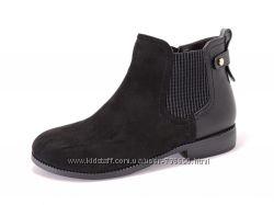 Женские демисезонные ботинки. 2 цвета