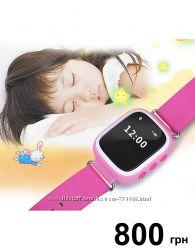 800грн, Детские умные часы телефон, gps слежение, Smart baby watch Q60 gps