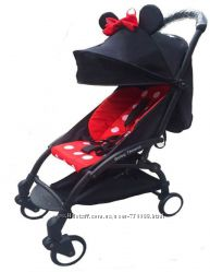 Прогулочная сумка-коляска Baby Throne, YOYO