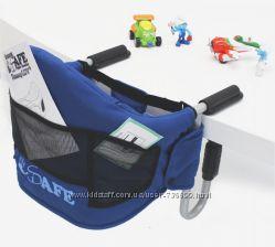 Стульчик для кормления, переносной, для путешествий с ребенком.