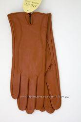 Женские кожаные перчатки, разные модельки