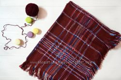 Очень теплый шарф палантин 6 расцветок